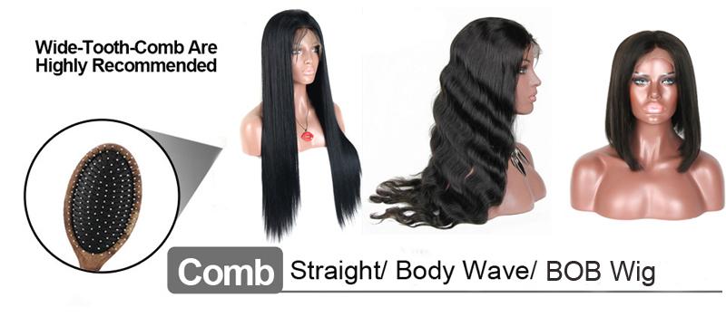 Obral Wig Renda Depan Rambut Manusia Bob Pendek Merah Muda Wig Bagus Warna Merah Muda Mewah