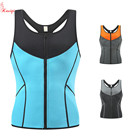 Wholesale Custom Gym Men Tank Tops,Sports Wear Fitness Vest,Neoprene Ultra Sweat Vest