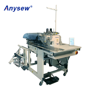 AS895 Anysew Brand Automatic Pocket Machine Pocket Welting Machine Sewing Machine Used For Factory