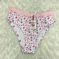 Lovely Printing Little Girls Panties Young Girl's Underwear