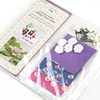 Embellishment Scrapbook We R Memory Keepers Flower Kit