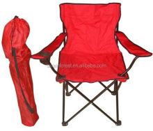 Cheap logo customized outdoor camping beach foldable chair