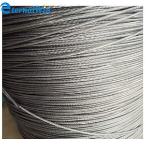 steel wire rope cheaper price from china factory