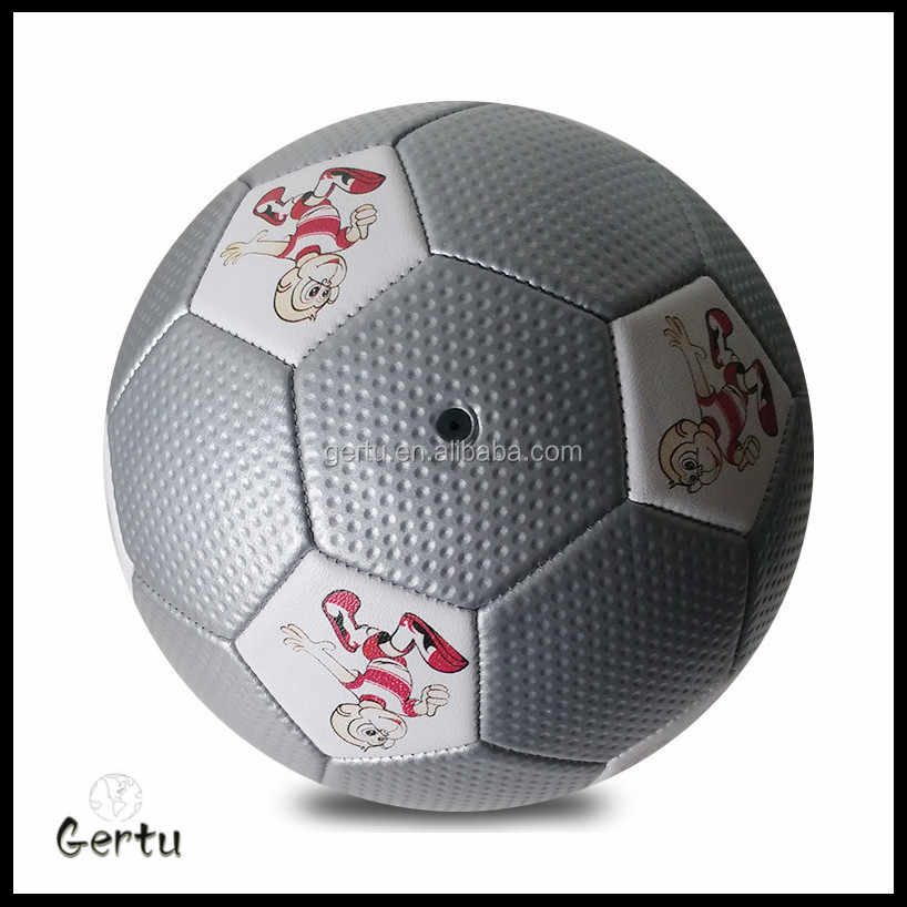 new material cheapest pvc football