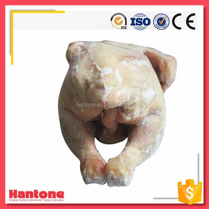 China Supplier Halal Frozen Whole Chicken
