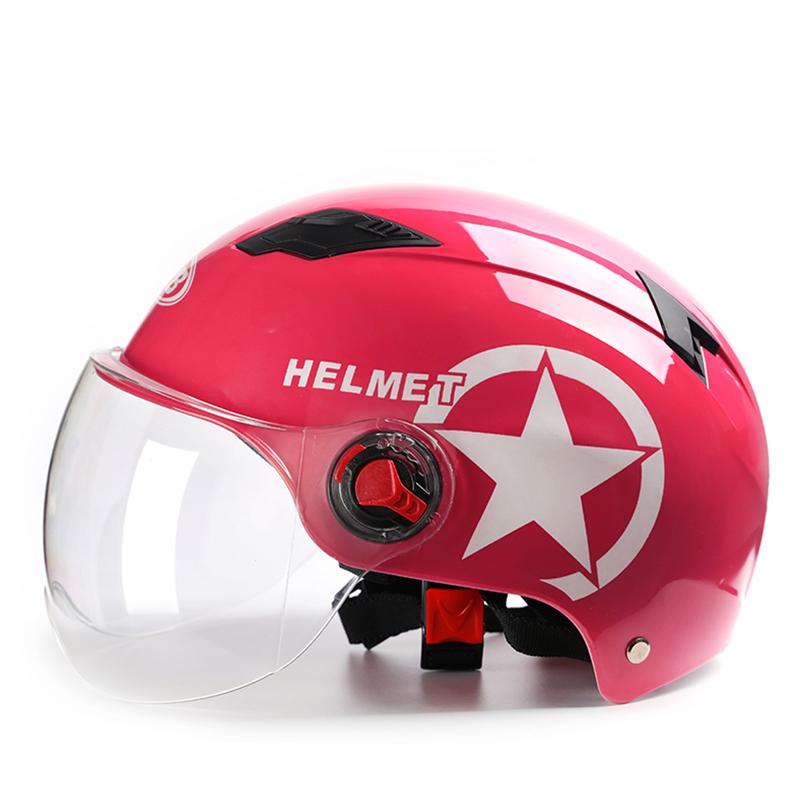 Горный велосипед велосипедный шлем спортивный защитный шлем прозрачные линзы MTB велосипедный спортивный защитный шлем 56-61 см(Китай)