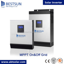 Bestsun Solar Wind Hybrid Inverter 48V to 220 4000W, Electric Converter 48V to 110V