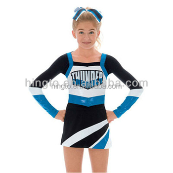 47a90cab25d 2016hot Sale Special Design Girls Cheerleading Uniforms For Kids ...