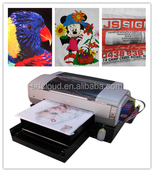 Personalized Dtg T Shirt Printer A3/ Digital Banner Printing ...