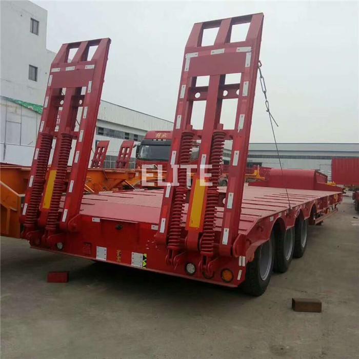 3 axles wide load trailer