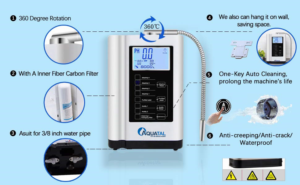 Enagic kangen water alkalisch ionisator filter systeem machine japan prijs