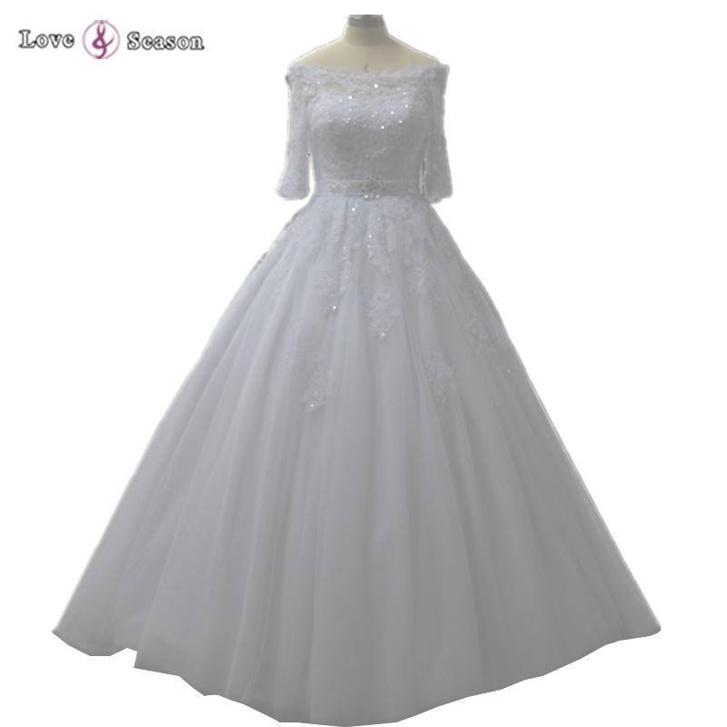 Venta al por mayor vestidos novias baratos-Compre online los mejores ...
