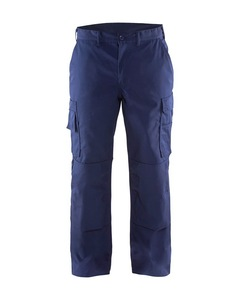 cotton/polyester blend twill work baggy cargo pants