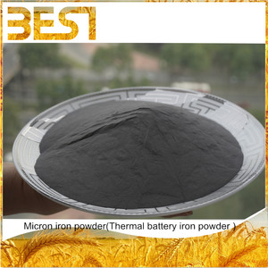 Best10R raw material price thermal batteries iron powder,iron powder price ton