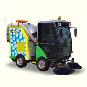 factory hot sale runway sweeper, Standard street cleaning truck 5021TSL
