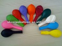 solid color balloon 9