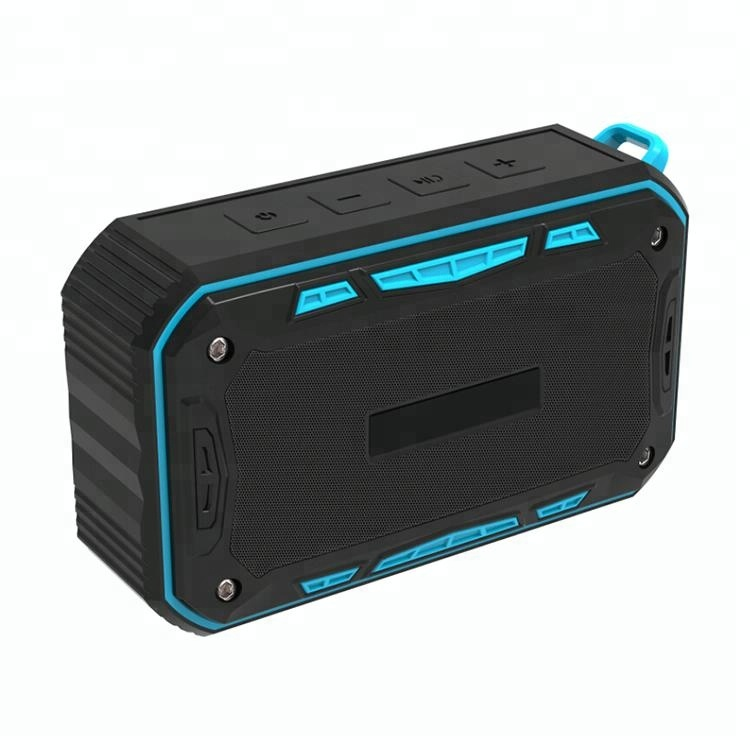 CE ROHS Hands Free Wireless Bluetooth Speaker Portable Waterproof Bluetooth Speaker With TF Card Reader