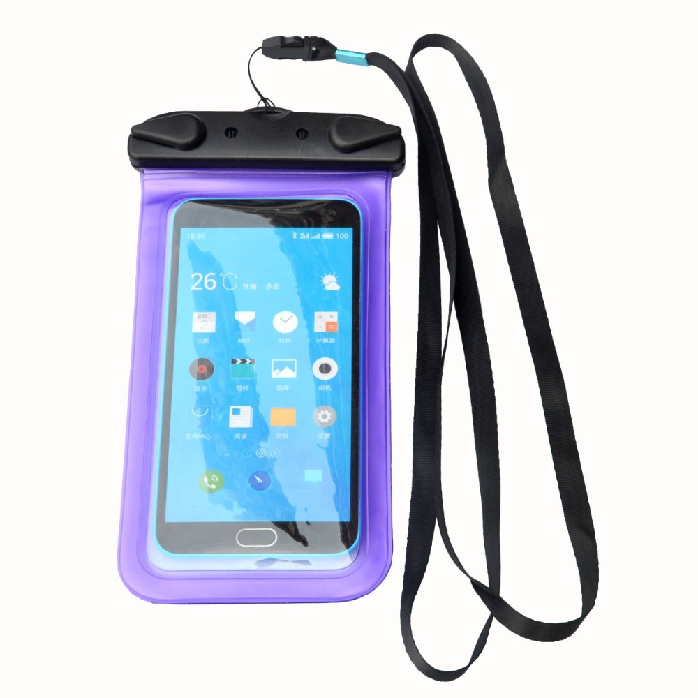 IPX8 Waterproof cellphone Case Universal Durable Underwater Dry Bag Best Water Proof