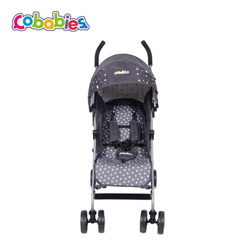 K+J fair fashionable baby stroller foldable portable pushchair from China good supply