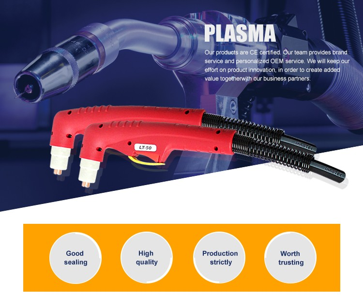 LT50 industri gas cutting torch dengan las kit