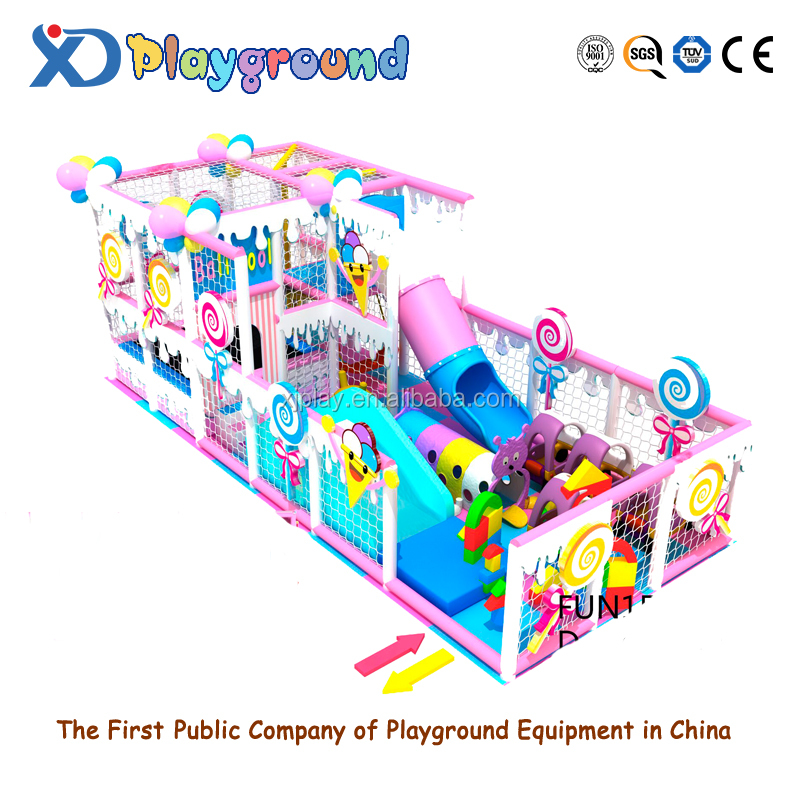 Amusement equipment <strong>kids</strong> soft indoor playground children indoor plastic slide indoor <strong>kids</strong> play area