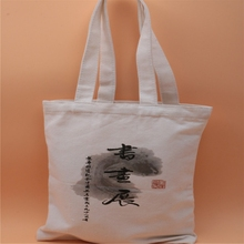 Hot Sales High End Top Quality canvas bag for groceries