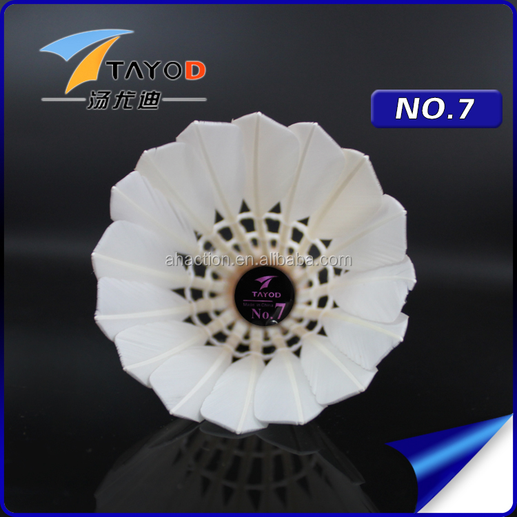 N-7 Hot Sale Cheap Best Price Badminton Shuttlecocks
