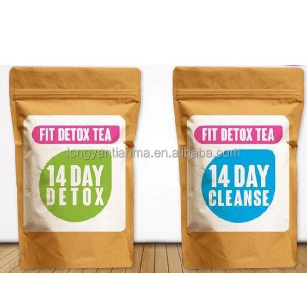 private label tea14 Day Detox Tea Slimming Tea Loss Weight - 4uTea   4uTea.com