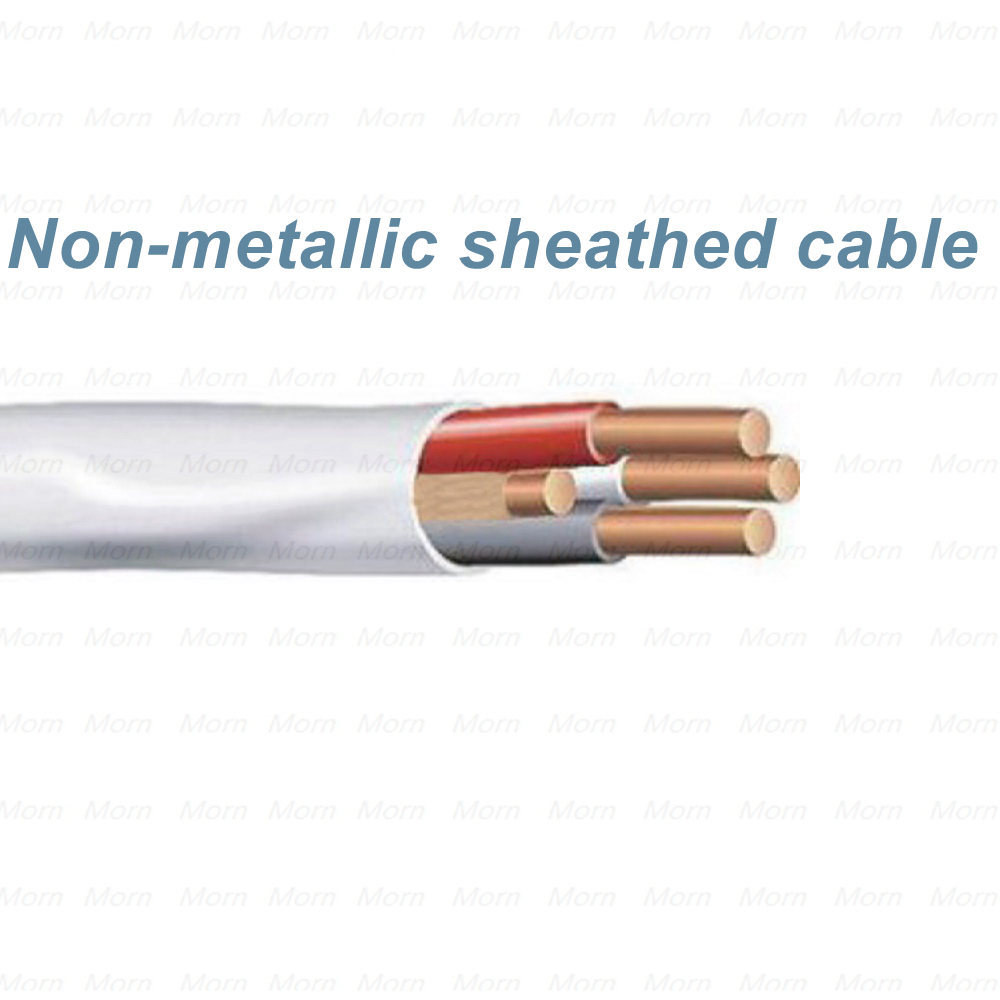 Non-metallic Sheathed Cable, Non-metallic Sheathed Cable Suppliers ...
