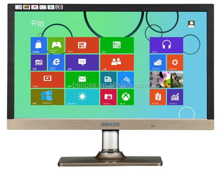 32 zoll flache quadratische screen monitor gef hrt gro. Black Bedroom Furniture Sets. Home Design Ideas