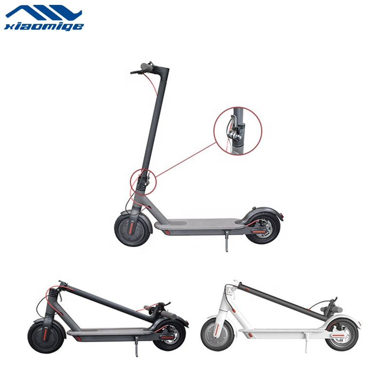 2019 new arrival light weight electric 1:1 xiaomi scooter china 7.8AH battery Mijia M365