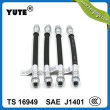 YUTE OEM hydraulic brake hose lines for auto spare parts car