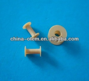 high temperature resistance and high strength plastic PAI part /PAI injection parts/plastic spool
