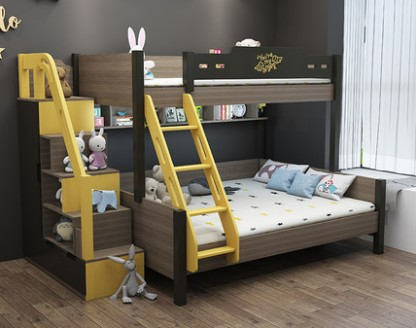 Hot Sale Nordic Children\'s Bunk Bed Boy And Girl Princess Bed Modern  Children-mother Combination Bed - Buy Modern Nordic Children\'s Bed,Used  Bunk Beds ...