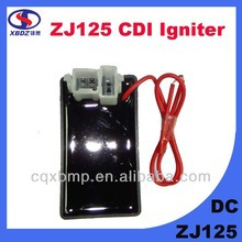 Chinese racing motorcycle engine spare parts ignition ZJ125 cdi unites for 125cc motorcycle