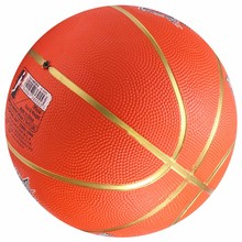 Custom printed size 6 cheap rubber basketball
