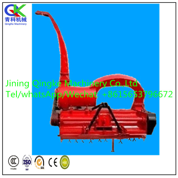 high capacity electric straw cutting machine for agriculture