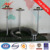 25m Galvanized Steel Polygonal High mast Flood Lighting Poles with LED Lamps