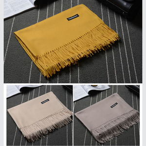 Factory wholesale newest popular cashmere scarf men in good price