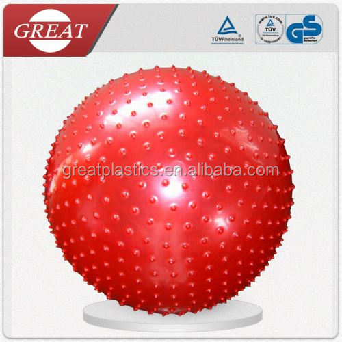hard plastic massage ball