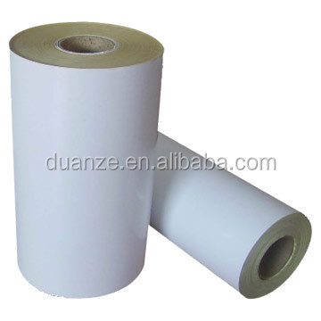 large/bulk sticker paper heat resistant thermal sticker label paper