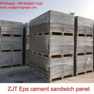 EPS sandwich panel walls For prefab bungalow/prefab house/prefabricated/modular homes