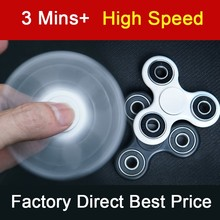 led fidget spinner 608 hybrid Ceramic Bearing hand spinner toy spinner fidget