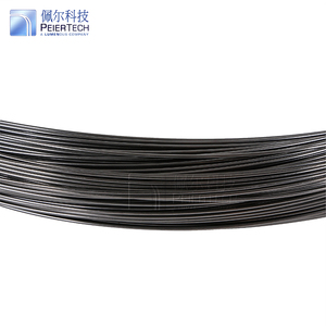 Shape memory alloy superelastic NITI wire for root canal file