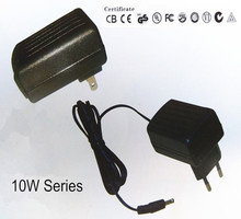 12 W Seri AC Charger adapter & power supply dengan UL & <span class=keywords><strong>GS</strong></span> & PSE sertifikasi