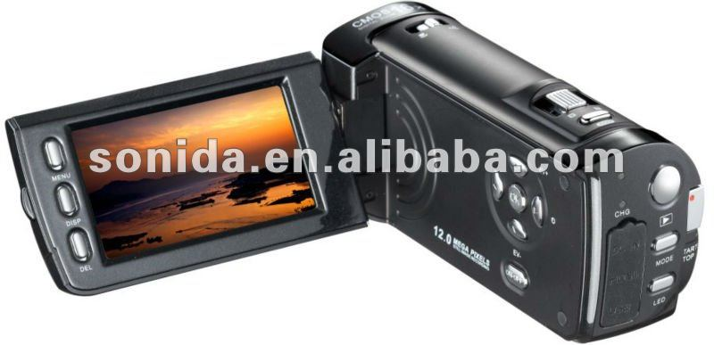 Digital video camera with 16 digital Zoom Full HD video 1080p, 3.0-inch TFT screen, Electronic Image Stabilizer, HD output 777