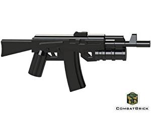 AK74 Grenadier LEGO custom parts Army Equipment weapon [regular imported goods]
