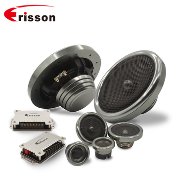 OEM Supplier High quality 120w Car Speakers Audio component speakers 6.5