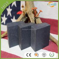 Charcoal tea tree handmade african black pearl soap