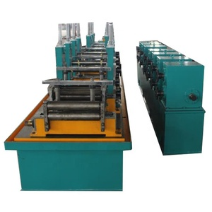 Comparative price double-end automatic chamfering machine for pipe mill